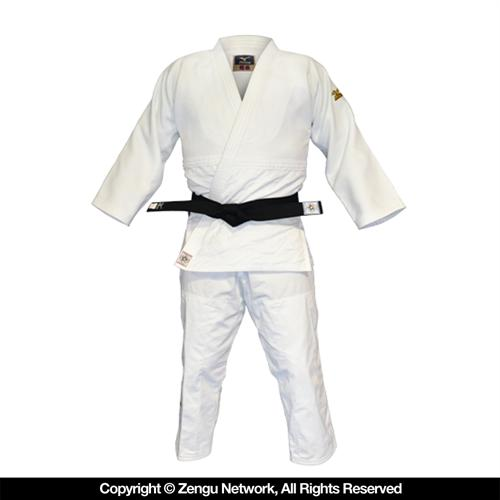 Mizuno Mizuno White Yusho 2015 Judo Gi (Red Label)